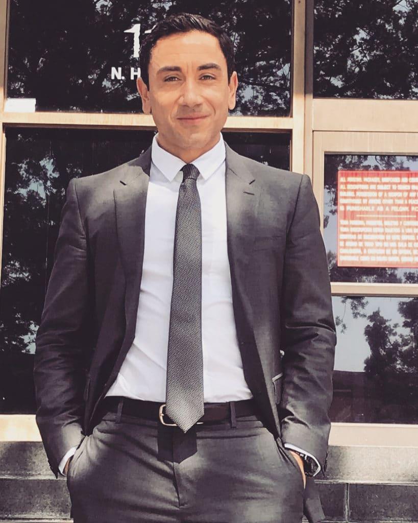 Mark Kiran Profile photo - The Broadway Law Firm