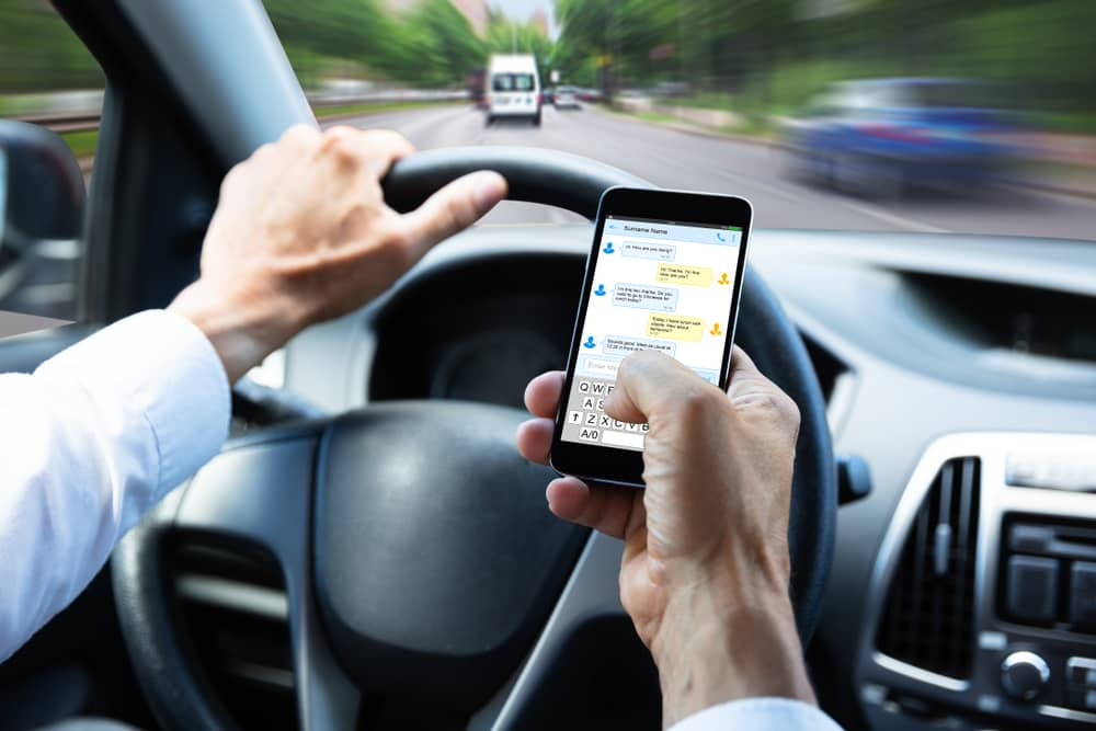texting while driving attorney